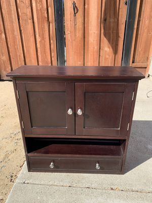 Cabinet small bathroom for Sale in Clayton, CA