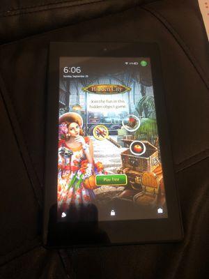 Amazon fire tablet for Sale in Phoenix, AZ