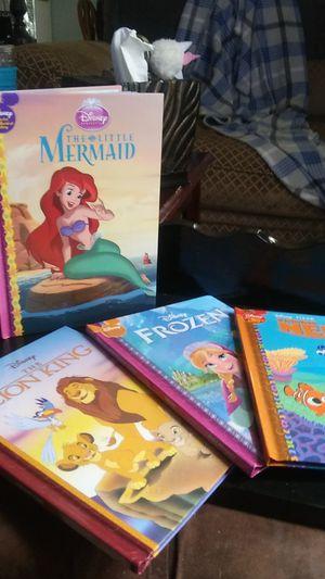 All 4 hardcover Disney classic children's books for Sale in Sulphur, LA