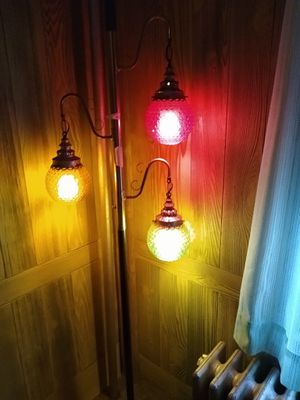 Vintage Pole Lamp for Sale in Pittston, PA