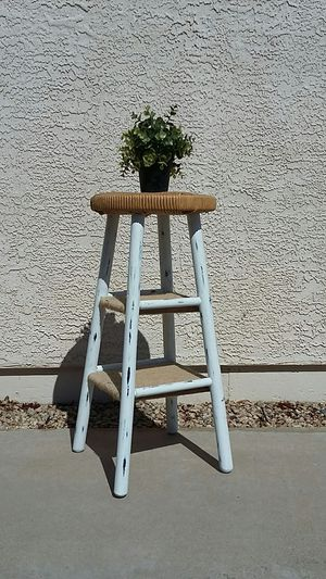 Bar stool for plant decor for Sale in Mesa, AZ