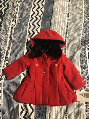 London fog girls coats size 12 months for Sale in Brooklyn, NY