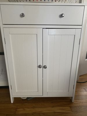 Small white cabinet for Sale in San Francisco, CA