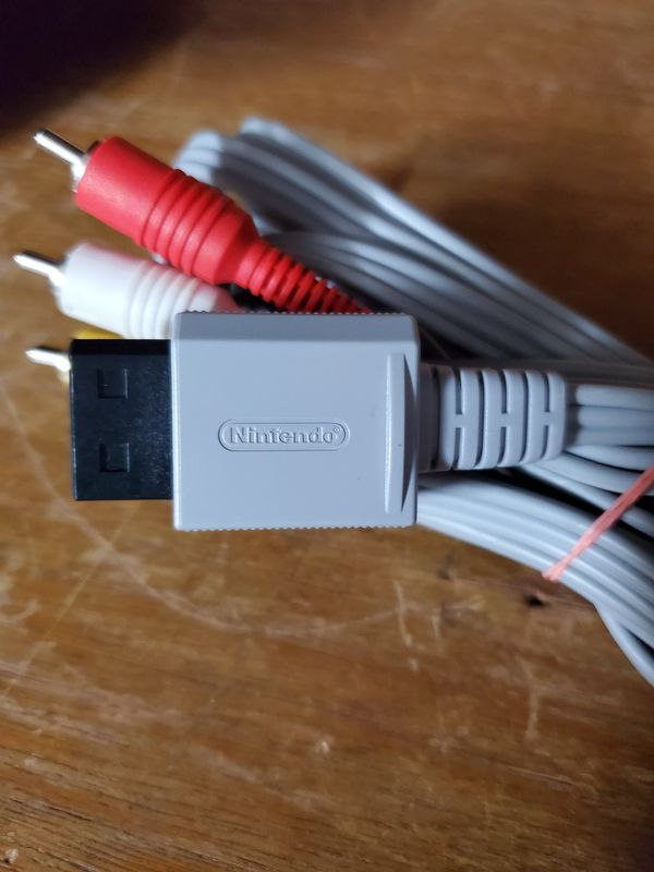 Video Game Cables