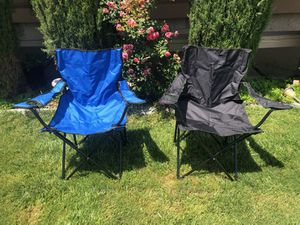 Camping chairs for Sale in Fontana, CA