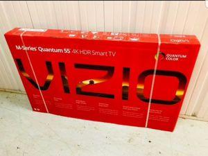 """55"""" VIZIO M557-G0 4K UHD HDR QUANTUM COLOR SMART TV 120HZ 2160P *FREE DELIVERY* for Sale in Tacoma, WA"""