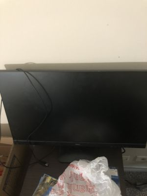 27 inch dell monitor with freesync and audio for Sale in Chicago, IL