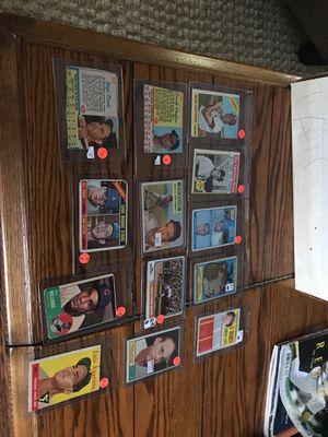 Vintage Baseball Cards. Yogi Berra, Sandy Koufax, Mickey Mantle, Casey Stengel and many more for Sale in Murfreesboro, TN