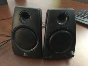 Logitech computer speakers for Sale in Biloxi, MS