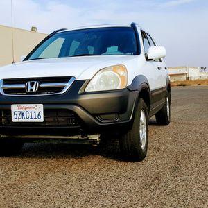 2003 Honda CRV Awd for Sale in Fresno, CA