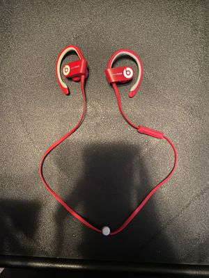 Red Bluetooth powerbeats for Sale in Temple City, CA