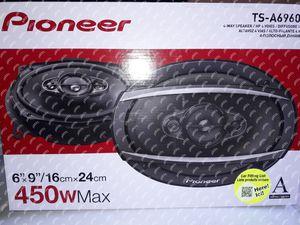 Pio neer 6X9 speakers 4way for Sale in Los Angeles, CA