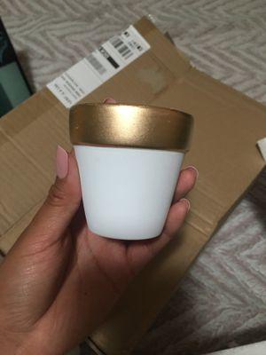 Mini Ceramic Plant Pots for Sale in Modesto, CA