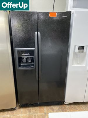 📢📢Kenmore Refrigerator Fridge Black Side by Side #1002📢📢 for Sale in Orlando, FL