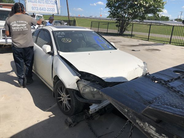 2006 Acura RSX for parts PARTS ONLY