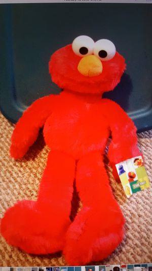 "24"" elmo collectible Stuffed animal. Tags still on. for Sale in Nashville, TN"