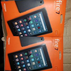 Kindle fire 7 (2019) 16GB for Sale in Euless, TX