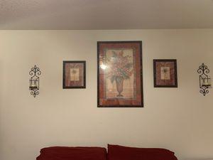 Home interior decor set for Sale in Wichita, KS