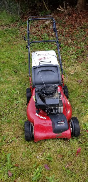 Craftsman Self-propelled Lawn Mower for Sale in Tacoma, WA