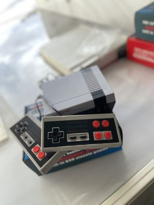 Mini retro game console with all games arcade classics in one ,620 games 🕹👾 for Sale in Hollywood, FL