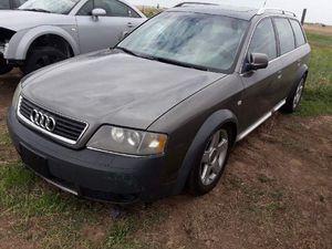 Audi only parts solo para partes for Sale in Denver, CO