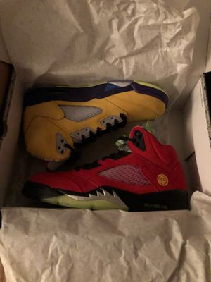 Jordan 5 size 9 for Sale in Lynwood, CA