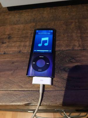 iPod Nano 5th generation with Camera for Sale in Rialto, CA