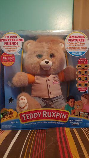 Teddy ruxpin for Sale in Woodbridge Township, NJ