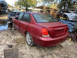 Only for parts 2004 Hyundai Elantra at 2.0 for Sale in Orlando, FL