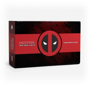 Lootcrate Deadpool Merc with a Mouth Box for Sale in Mesa, AZ