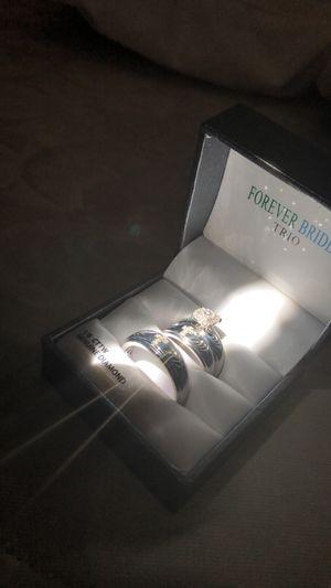 Wedding rings set for Sale in Phoenix, AZ