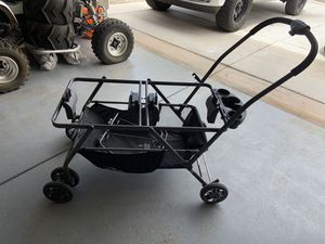 Joovy Twin Roo Car Seat Stroller for Sale in Rio Rancho, NM