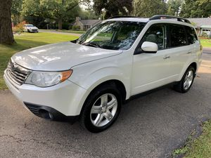 2009 Subaru Forester AWD SUV, 91k miles for Sale in Bloomfield Hills, MI