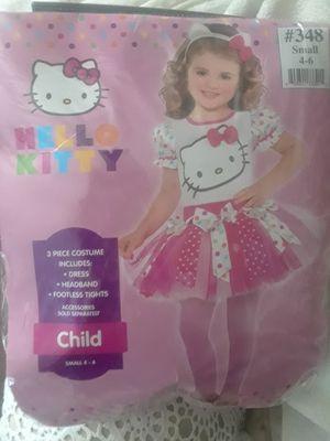 Hello kitty costume for Sale in Covina, CA