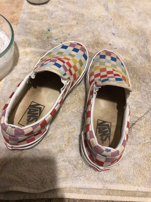 Vans womens 5 and a half for Sale in Piedmont, OK