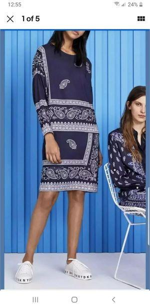 Bandana Dress DKNY Size Medium for Sale in Los Angeles, CA