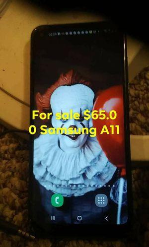 Samsung A11 for Sale in Wichita, KS