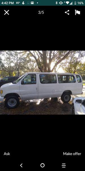Ford Club Wagon for Sale in Lakeland, FL
