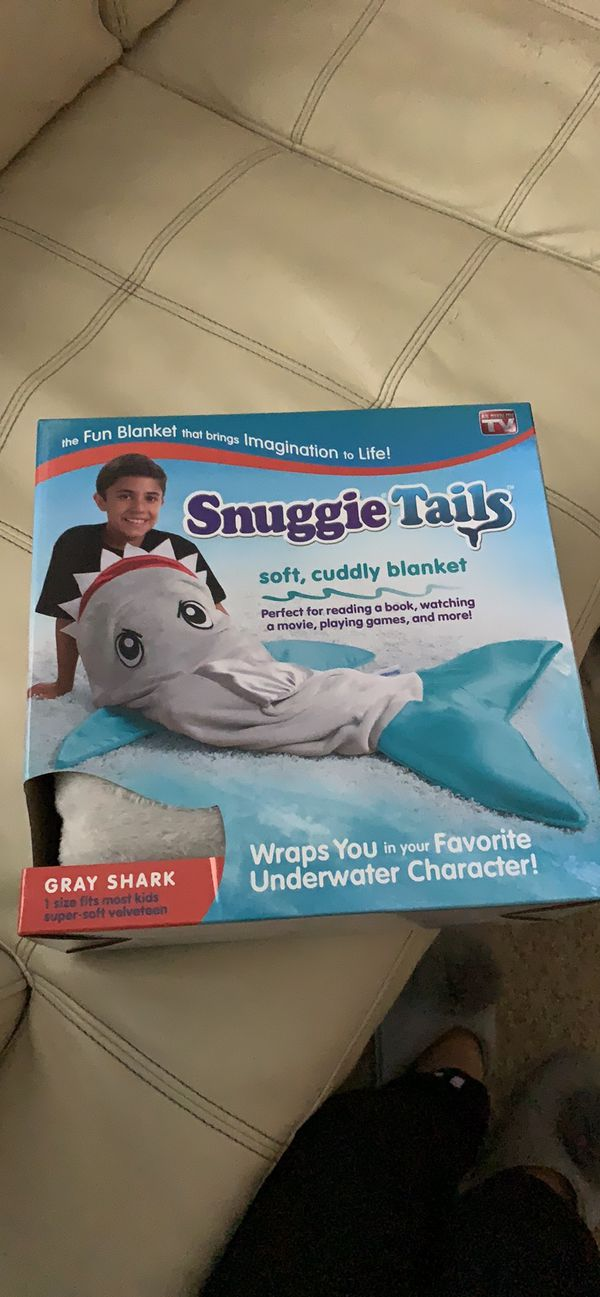 Snuggie Tails For Kids