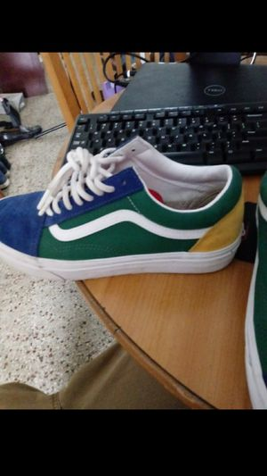Vans size 7 for Sale in Hollywood, FL