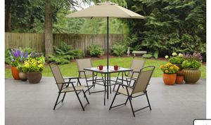 Outdoor Patio Furniture BRAND NEW NEVER USED for Sale in Bowie, MD
