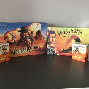 Western Legends Board Game for Sale in Lacey, WA
