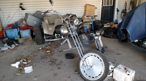 Vw trike rolling chassis...doesn't run....$1500 for Sale in Sulphur, LA