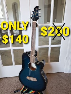 Acoustic Electric Guitar for Sale in Richmond, TX