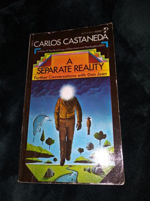 Vintage Carlos Castenada book- A Seperate Reality for Sale in Redwood City, CA