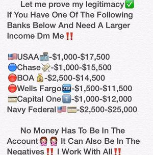 Let Me Help U!! for Sale in Atlanta, GA