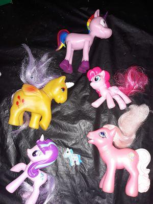 Ponies and unicorn toys for Sale in San Antonio, TX