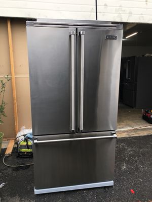 """Viking 36"""" French-Door Bottom-Freezer for Sale in El Cajon, CA"""