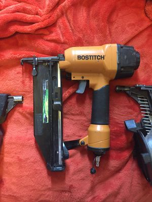 Negotiable BOSTITCH Nail Gun for Sale in Seattle, WA