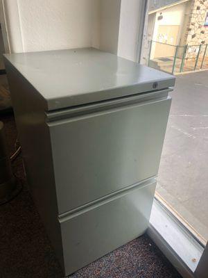 2' file cabinet $20 great condition for Sale in Bonita, CA